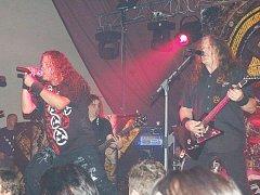 Arakain zahájil podzimní turné koncertem v Tachově