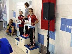 Medaile vybojovala Denisa Katonová.