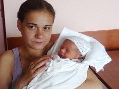 Pavel (3,97 kg, 52 cm) se narodil 23. června v 18:47 ve Fakultní nemocnici v Plzni. Na světě jej přivítali maminka Tereza Polanská, tatínek Pavel Anděl a dvouletá sestřička Martina z Tachova.