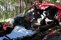 Ilustrační foto: Hlavně zástupkyně něžného pohlaví si myslí, že snímky z dopravních nehod by měly mít etický charakter.