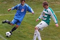 Fotbal-1. B třída: T. Přimda – ZD Meclov 3:0