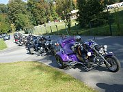 O víkendu se uskutečnil sedmý ročník Tachovské moto šedesátky.