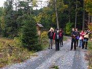 První hledačka v Českém lese je ve Vodním světě