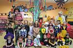 Maškarní karneval uspořádali v Mateřské škole ve Studánce.