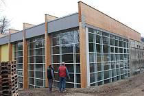 Lázně budují wellness centrum