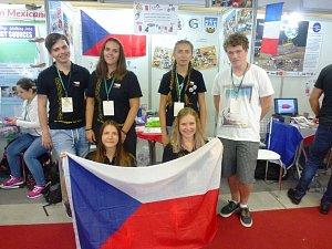 Studenti představili svůj projekt v brazilské Fortaleze