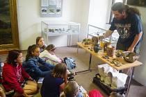 Žáci základní školy Hornická se zúčastnily archeologického workshopu. Do budoucna je čekají další.