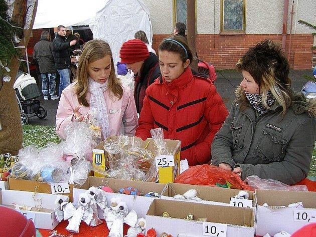 Stromky v Kladrubech prodávali čerti
