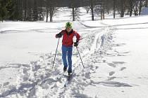 Pro běžkaře ale i pěší turisty je připraven další ročník Česko-bavorského lidového běhu.