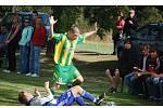 Fotbalové utkání: Damnov – Bor 0:2