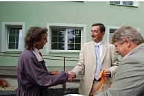 Nová bytovka na Milířích byla slavnostně otevřena