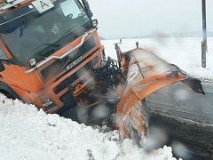 Zima na Tachovsku, čtvrtek 18. ledna.