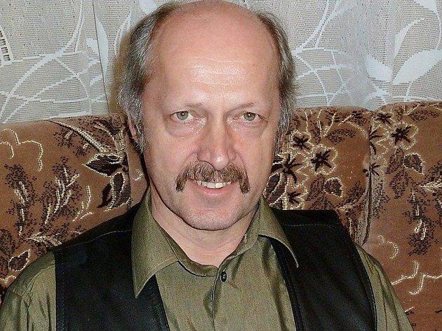 Josef Kadlec, kapelník DOM Tachov.