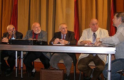 Organizovaní rybáři hodnotili při výroční schůzi v kině Slavia uplynulý rok