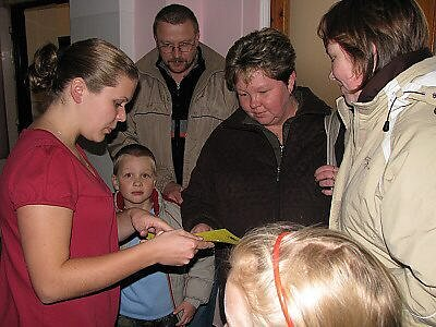 Den otevřených dveří v SOŠ Stříbro.