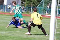 Divize: FK Tachov – Bohemians 1905, a. s. B 3:2