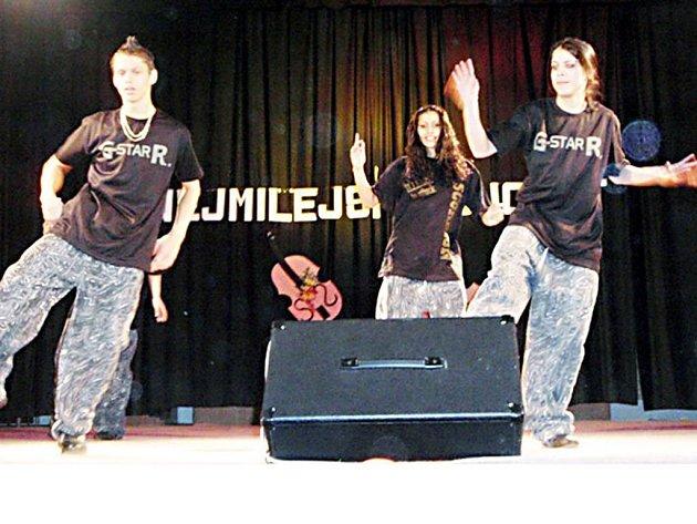 Mladí plánští tanečníci obsadil na soutěži ve Stankově druhé místo