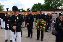 Stříbrští a plánští horníci uctili památku 390 obětí důlního neštěstí na Příbramsku.