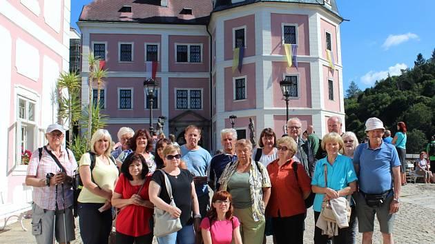 Zájezd do Bečova