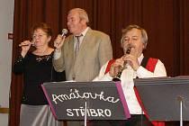 Sbor pro občanské záležitosti ve Stříbře připravil setkání seniorů se starostou v kulturním domě.