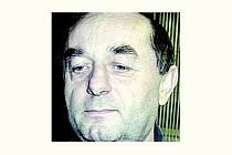 Předseda TJ Rozvadov Jan Cibulka.