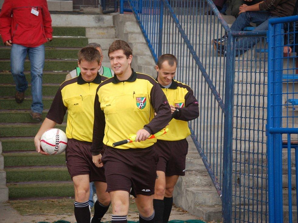 FK Tachov - FC Rokycany 1:1