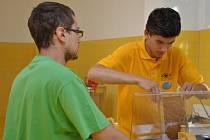 Významného úspěchu se podařilo dosáhnout členovi stříbrského kroužku mladých včelařů Matěji Brzicovi.