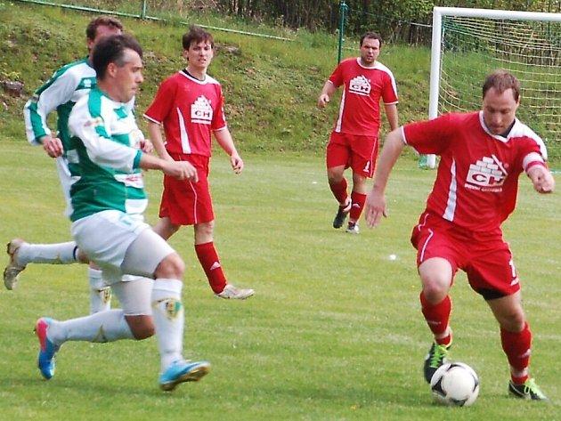 Přimdští hostili Spartak Klenčí a opět shořeli na neproměňování šancí.