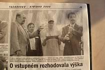 Z archivu Deníku: Velkolepá akce Stříbro 2000