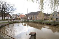Hrazení rybníka bude opraveno za bezmála půl milionu korun
