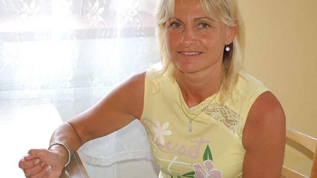 Nové působiště si přijela dětská lékařka Alena Špidlenová zatím jen prohlédnout, ordinovat začne v září