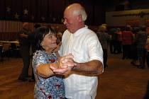 Senioři tančili s Chodovarkou