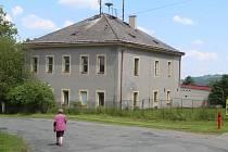 Bývalá mateřská školka.