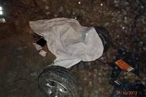 Při dopravní nehodě u Vysočan zahynuli dva lidé – muž a žena