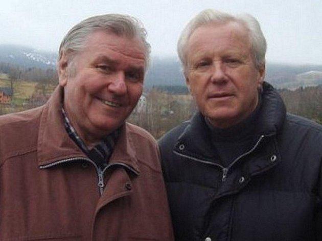 Jiří Kalaš a Jaroslav Soukup.