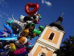 V Kladrubech se uskutečnila tradiční víkendová pouť.
