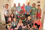 NEDRAŽIČTÍ se setkali na netradiční akci. V místní klubovně oslavili Vánoce nanečisto.