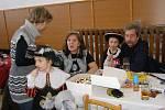 Už posedmé se konal ve Vranově dětský maškarní karneval.
