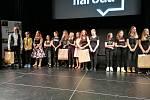 Každý dětský soutěžní tým si vybral svého pamětníka, o kterém pak zpracoval prezentaci, kterou následně prezentoval na akci Paměť národa.