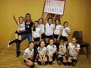 Černošínské taneční skupině 11Stars se v Chebu dařilo. Domů vezou dvě stříbrné medaile.