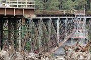 Rekonstrukce železničního mostu na Bezdružické lokálce