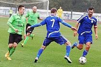 Mužstvo FK Tachov vybojovalo tři body,na domácím trávníku porazili FK Most 1:0.