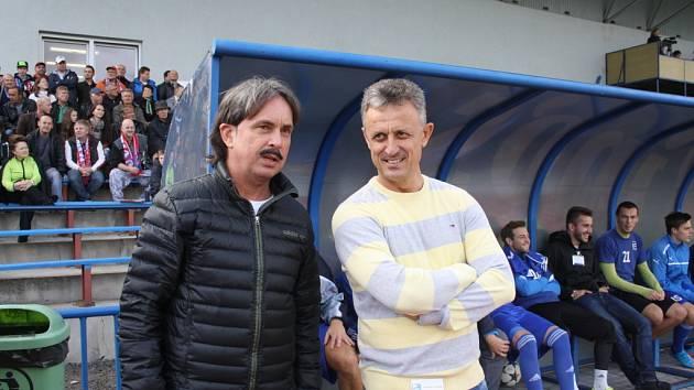 Ze zápasi FK Tachov a Viktorie Plzeň.