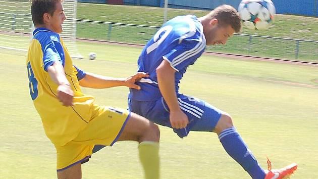 Přípravný fotbal: FK Tachov – SK Senco Doubravka 4:1