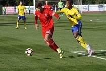 Fotbalová událost podzimu: Tachov hostil ligový Zlín