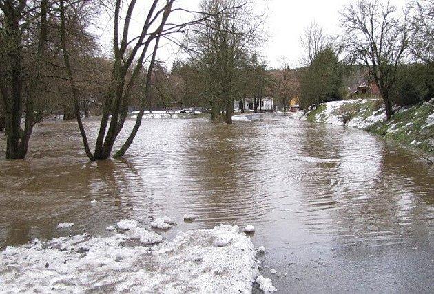 Povodně 2011 na Tachovsku