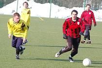 FK Tachov B – TJ Chodský Újezd 6:1