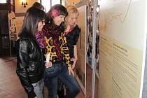 Stříbrská radnice hostí výstavu Zlatá cesta – Goldene Strasse.