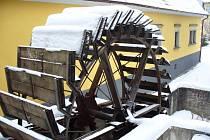 Na Valentýna zamrzne i kolo mlýna.