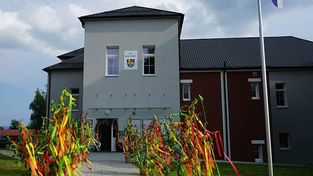 Rozvadov uspořádal den otevřených dveří nového obecního úřadu.